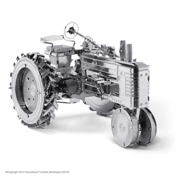 Metal Earth Metallbausatz Traktor John Deere Model B