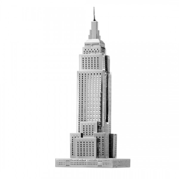 Metal Earth Metallbausatz IconX Empire State Building
