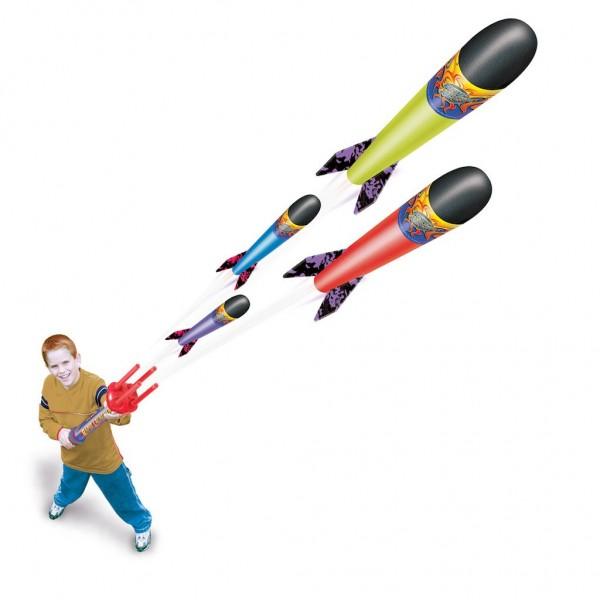 Rapid Launcher Luftdruckraketen