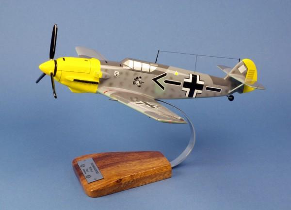 Me 109G, Schreibtischmodell aus Holz