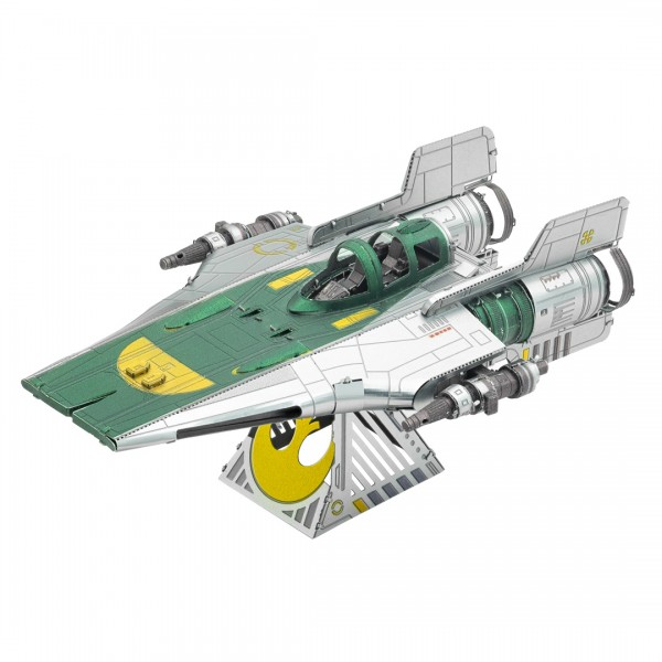 Metal Earth Metallbausatz Star Wars A-Wing Fighter