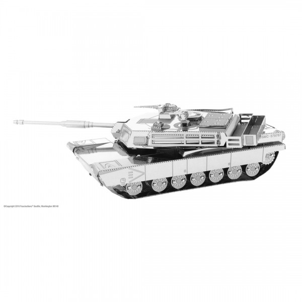 Metal Earth Metallbausatz Abrams Panzer
