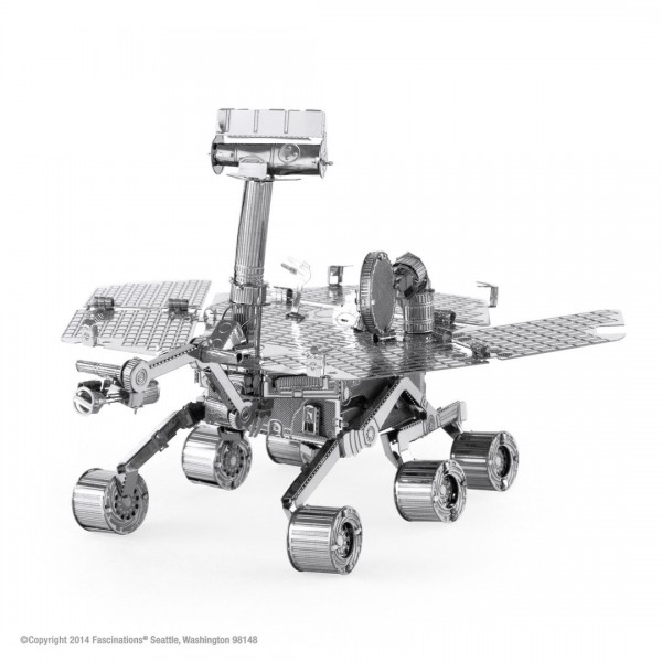 Metal Earth Metallbausatz Mars Rover