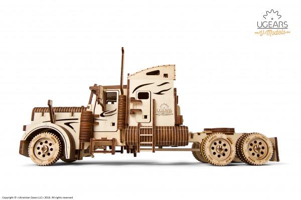 Long Nose Truck
