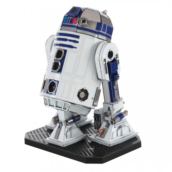 Metal Earth Metallbausatz IconX, Star Wars R2-D2
