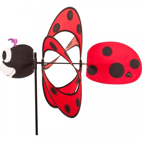 Windspiel Spin Critter Paradies Marienkäfer