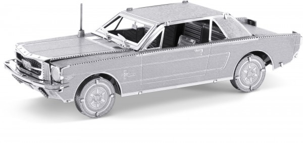 Metal Earth Metallbausatz Ford Mustang Coupe 1965