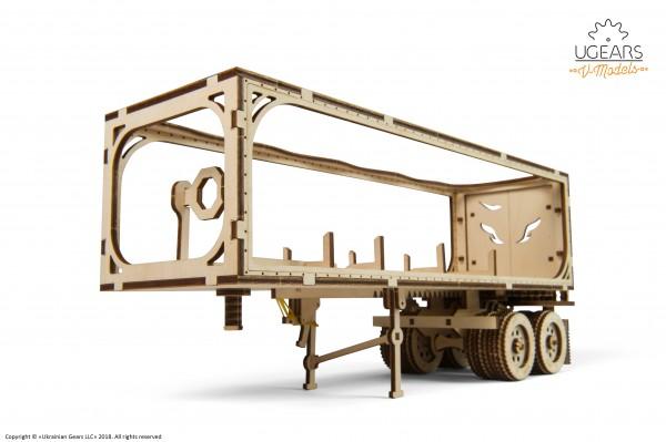 Anhänger für Long Nose Truck