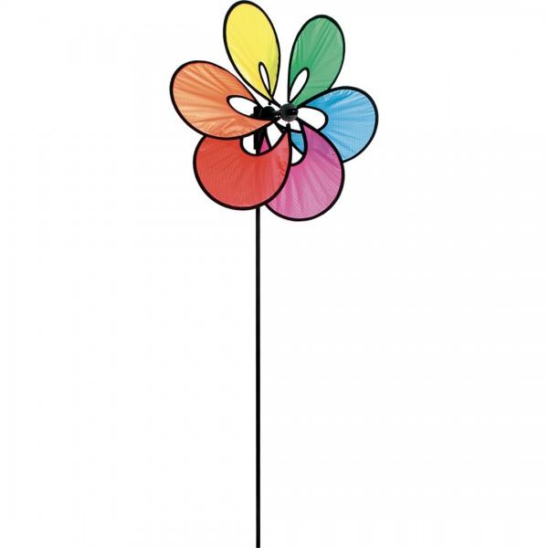 Windspiel Paradies Blume Regenbogen