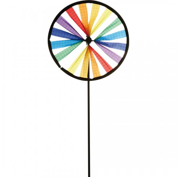 Windspiel Magic Wheel Rainbow