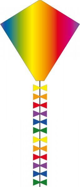 Eddy Drachen Rainbow 50