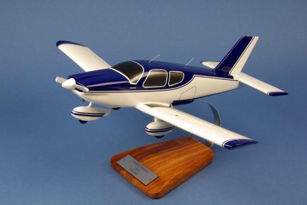 TB10, Schreibtischmodell aus Holz