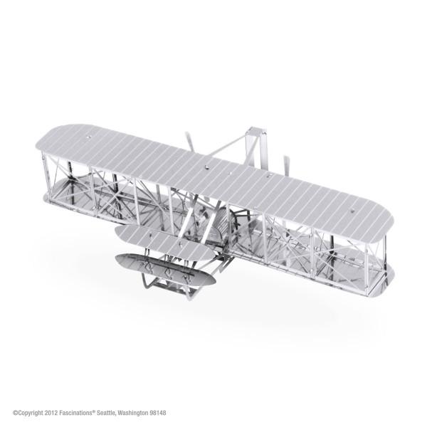 Metal Earth Metallbausatz Wright Flyer Doppeldecker