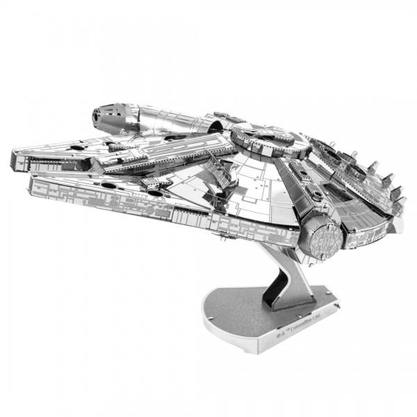 Metal Earth Metallbausatz Star Wars IconX Millenium Falcon
