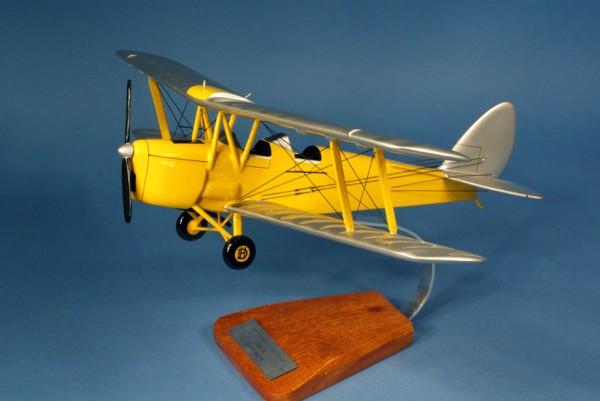 Tiger Moth, Schreibtischmodell aus Holz