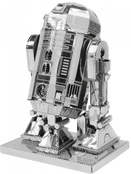 Metal Earth Metallbausatz Star Wars R2-D2