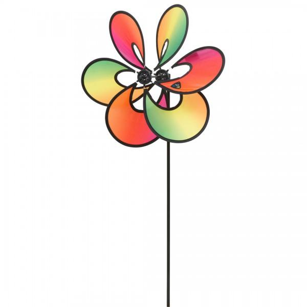 Windspiel Paradies Blume Gradient Regenbogen