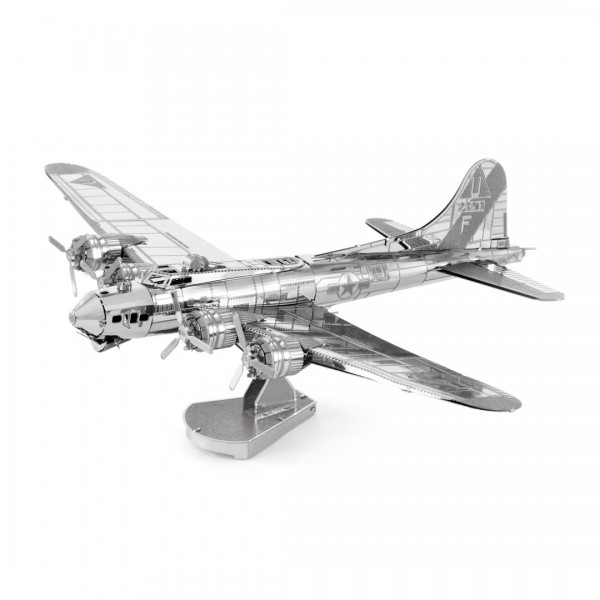 Metal Earth Metallbausatz Boeing B17 Flying Fortress