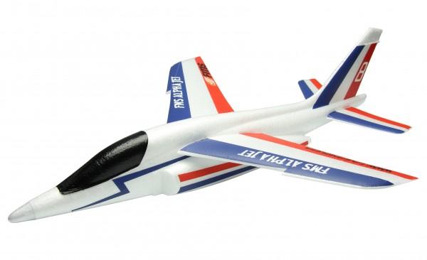Wurfgleiter Alpha Jet