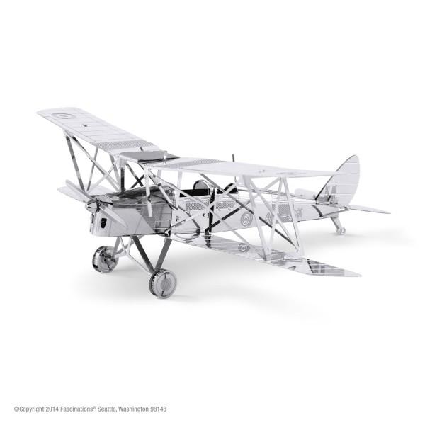 Metal Earth Metallbausatz Tiger Moth