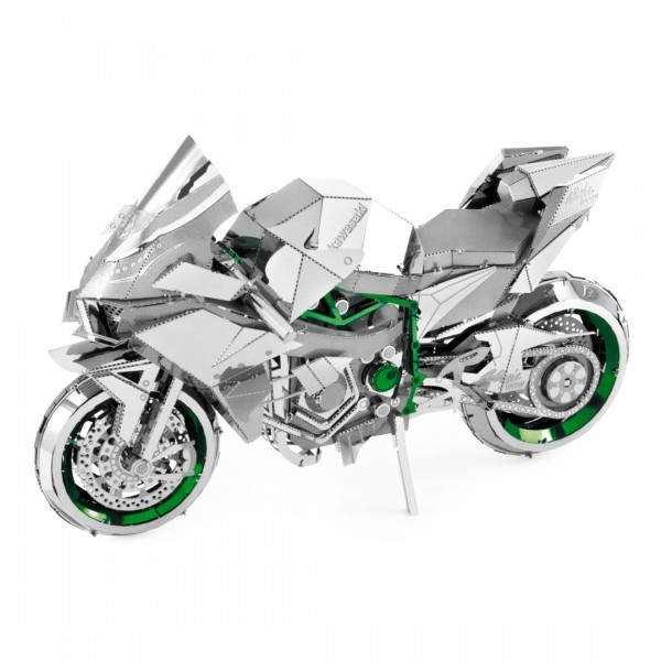Metal Earth Metallbausatz IconX Kawasaki Ninja