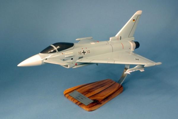 Eurofighter, Schreibtischmodell aus Holz