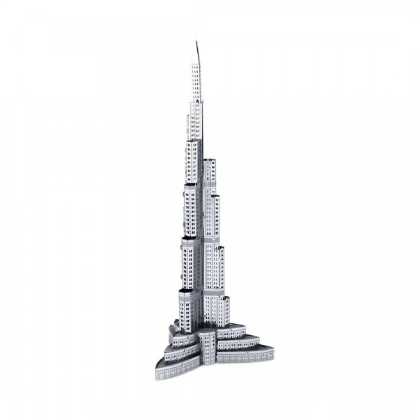 Metal Earth Metallbausatz Burj Kalifa