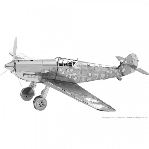 Metal Earth Metallbausatz Messerschmitt BF 109