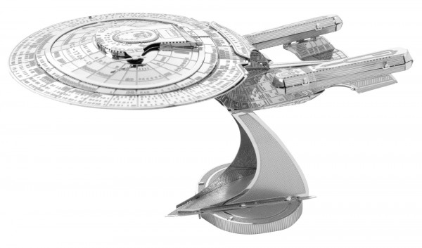 Metal Earth Metallbausatz Star Trek Enterprise NCC 1701-D