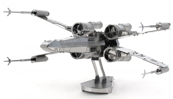 Metal Earth Metallbausatz Star Wars X-Wing Fighter