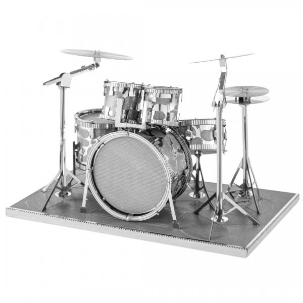 Metal Earth Metallbausatz Schlagzeug