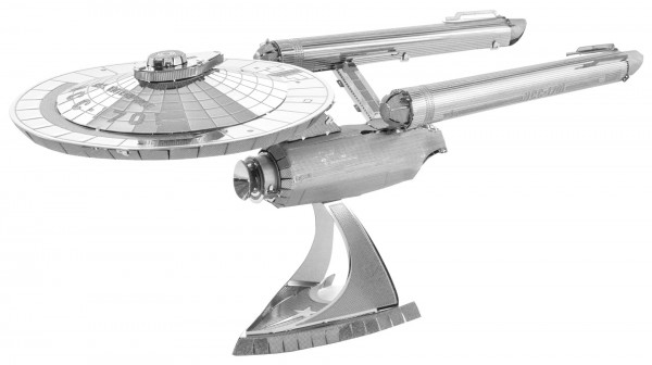 Metal Earth Metallbausatz Star Trek Enterprise NCC 1701