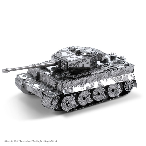 Metal Earth Metallbausatz Tiger 1 Panzer