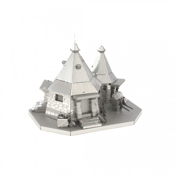 Metal Earth Metallbausatz Harry Potter Hagrids Hut