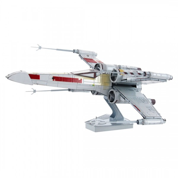 Metal Earth Metallbausatz IconX, Star Wars X-Wing Starfighter