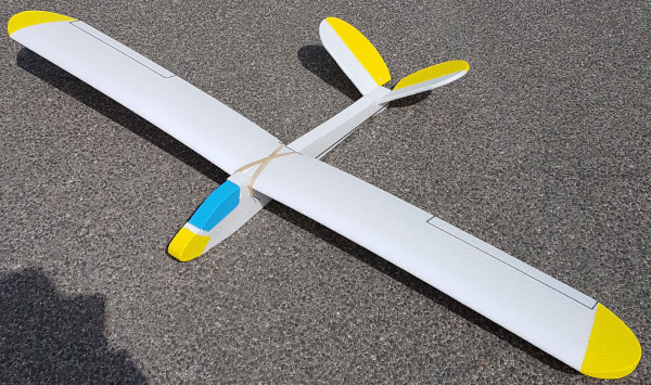 Segelflugmodell Ka 3