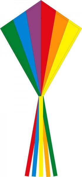Eddy Drachen Rainbow 70