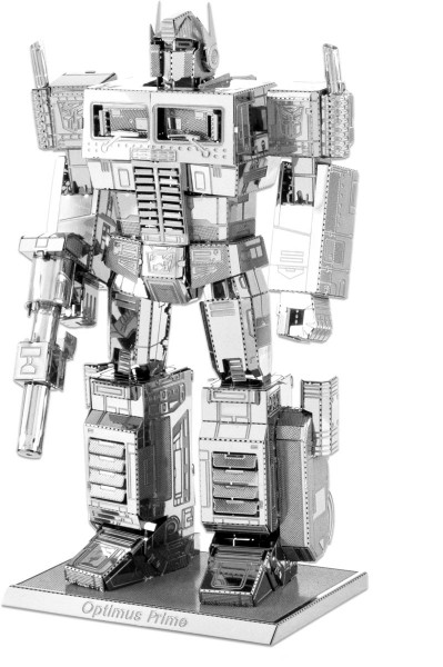 Metal Earth Metallbausatz Transformer Optimus Prime