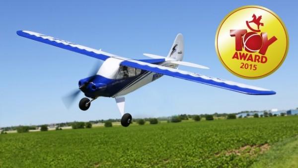 RTF Flugmodell Piper Sport Cub Safe