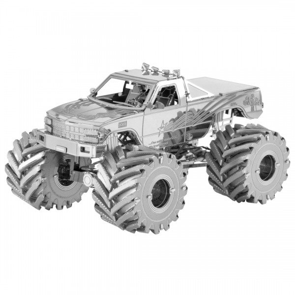 Metal Earth Metallbausatz Monster Truck