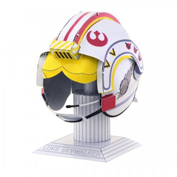 Metal Earth Metallbausatz Star Wars, Luke Skywalker Helm